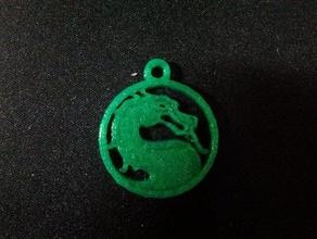 video gioco il logo della collana di mortal kombat i segni loghi