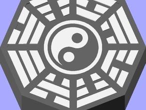 mini-hakkero elementar de canhão os acessórios 3d personalizador de sistemas dualstrusion magia mestre faísca modelo openscad touhou