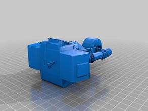 new vegas securitron model robots fallout model 2060-b new vegas fallout robot securitron bethesda pdq-88b