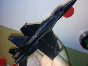 modellino aereo