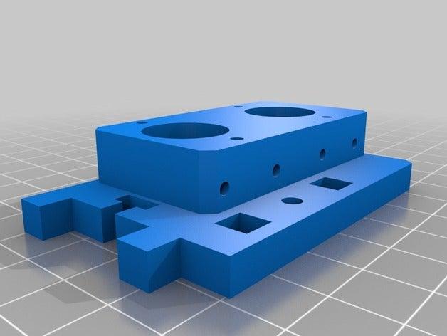 printerbot jr v2 dual bow