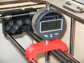replicator bed level jig hbp leveler 3d printer accessories dial gauge indicator replicator 1