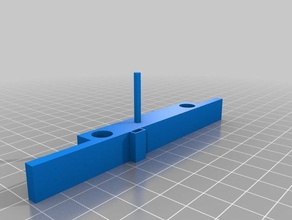 printerbot simple 2013 x-axis extension 3d printers printrbot