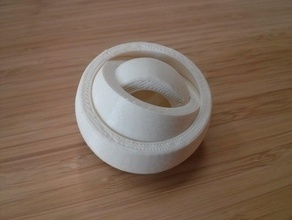 gyro rotating rings 360 gimbal gravity gyro gyro cube impossible infinite ring rings rotating wheel