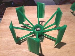 kleine vertikale windrad Sammlung engineering