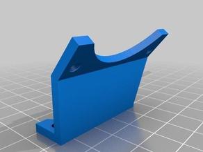 makergear m2 fan bracket space led strips 3d printer parts bracket fan fan bracket led m2 maker makergear makergear makergear m
