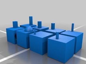 puzzl-box 3d printing pazl