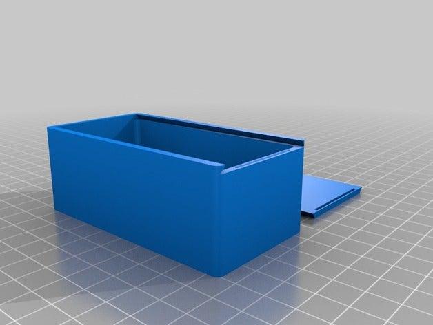 my customized box sliding