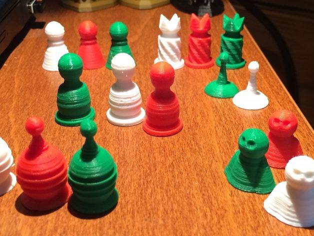 game pieces toy accessori
