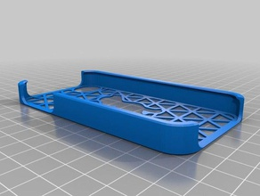 my customized improvedphone case lib dog mobile