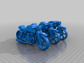 motos para eternidade 3d printers