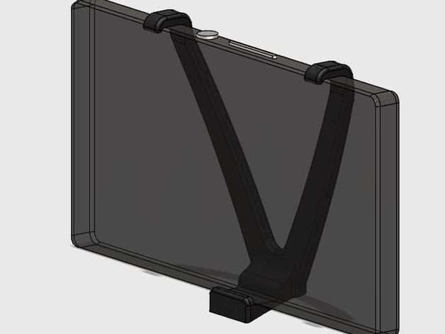 dashboard mount sony xper