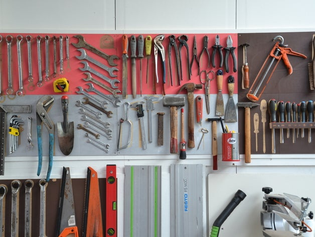 toolboard hand tools engr