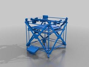 bits bytes rapman 3d model printers bfb bitsfrombytes rapman parts rapman upgrade part