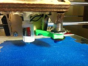 printrbot plus lc auto-level probe adjustable mount z-axis end stop 3d printer parts autolevel end stop printrbot printrbot lc printrbot plus probe z-axis z probe