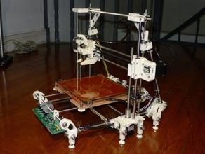 reprap samuel - upgraded mendel i2 3d printers i2 i3 mendel prusa2 prusa i2 prusa i3 reprap reprap samuel samuel