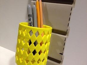 suncast slat wall pencil holder tool holders & boxes pencil holder slat slat-wall slat board slat wall suncast