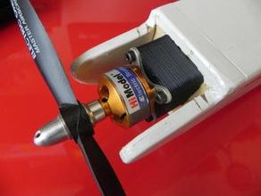 parametric brushless motor mount block r c vehicles brushless motor cust customizer motor mount