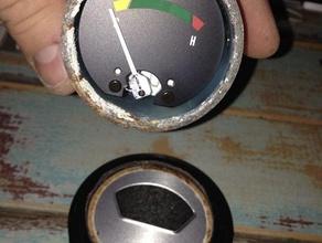 toyota sdk8 bobcat dashboard gauge repair tool automotive bobcat fuel gauge gauge gauge repair openscad repair sdk8 tool toyota toyota sdk8 water gauge