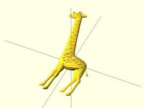 giraffe stl dear zoo tactilepicturebooksproject cu boulder sculptures books boulder cu cu boulder dear giraffe project tactile zoo