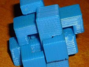 love's dozen burr puzzle puzzles burr burrtools burr puzzle openscad puzzle toy