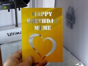 happy birthday card customizable birthday card happy birthday happy birthday card verjaardag