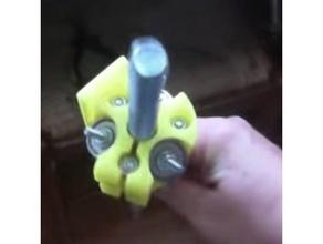 bearing screw no threadless no ballscrew 3d printing tests ballscrew ball screw threadless threadscrew
