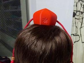 tokin chapéu tengu os acessórios cosplay touhou