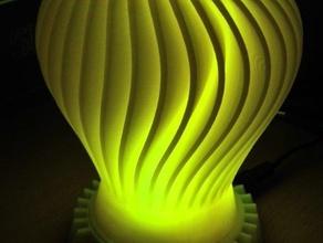 balloon fin led lamp decor lamp light lighting oegani organi sweep