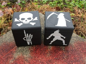 monster initiative die dice asllexicon big foot bloody bones d&d death dice dice6d die dnd dungeons dungeons dragons grim grim reaper halloween halloween dice halloween decoration halloween prop halloween scary halloween spooky horror horror dice humans vs zombies minotaur minotaurs mmu monster monster dice multi multi material multi material print multi-color multi-part olsen pirate present prusa prusa mmu reaper role playing role playing dice role playing game role-playing role playing games rpg sasquatch scary skull skulls skull crossbones spooky spooky scary skeletons star labs 3d starlabs3d swamp thing thing tinkercad todd todd olsen toy werewolf zombie zombies