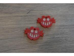 new eggman medallion keychains eggman keychain medaillon medallion sonic sonic hedgehog video game video games
