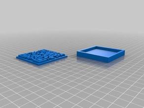 qr code box 3d printing box qr qr code