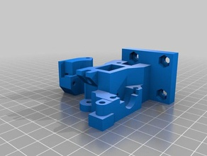 prusa i3 rework wilson direct drive extruder solidworks 2014 source 3d printer parts direct drive extruder extruder extruder 175mm rework i3 rework i3 wilson prusa i3 rework rework wilson wilson extruder
