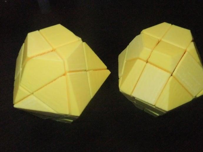 customizable rubiks cube