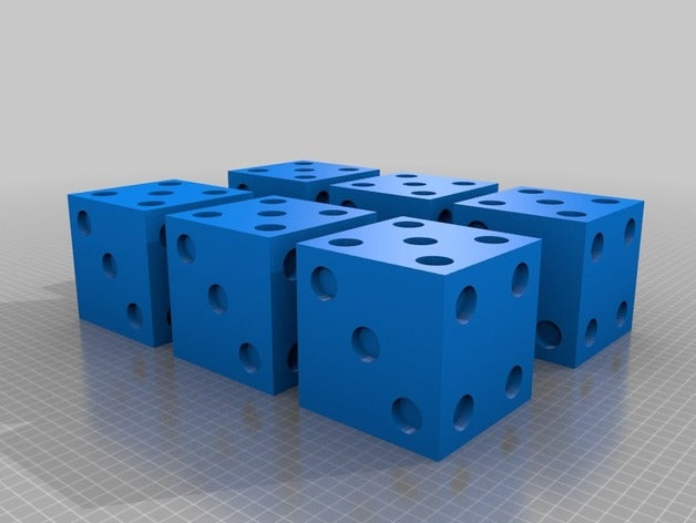 cubes toy game accessorie