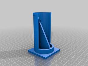 para rolo branco do cava 3d printer accessories customized