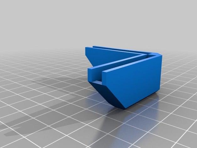 foot 3d-plexi-printer par