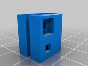 coupler 5mm 8mm stepper motor 3d printer parts 3d printer parts 5mm 5mm-8mm 5mm 8 5 8mm 8mm coupler z-axis