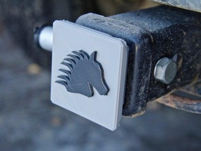 hitch cover - 2 inch automotive hitch hitch cover receiver hitch cover tow hitch trailer hitch