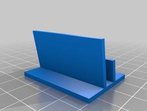 busines card holder 3d printer parts