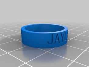 jaylen rings customized
