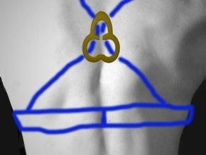 bra strap contraption accessories bra helper bra string contraption gift