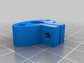 malyan m180 freesculpt ex2 axis fixation 3d printer parts ex2 freesculpt m180 malyan part