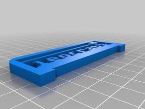 my customized 3d printin signs & logos customized
