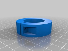 30mm collar replaces ff creator pro plastic nut spool holder 3d printer parts collar collar stay collar stays filament holder filament spool holder flashforge creator pro nut shaft collar spool spool holder upgrade
