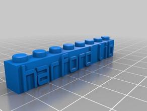 one lego wide harford lib construction toys customized