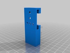 openbeam kossel pro mount spool holders 3d printer accessories kossel obkp openbeam openbeam kossel pro spool spool holder