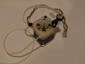 nema-17 peristaltic pump v2 tools nema17 nema 17 peristaltic peristaltic pump pump