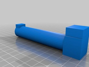quick easy printerbot simple metal spool holder 3d printer accessories easy fast holder metal printrbot printrbot simple printrbot simple metal quick simple spool spool holder