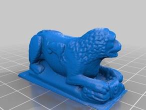 ippogrifo stiloforo - catedral de san giorgio de ferrara, italia las esculturas animal art bottega duomo ferrara italia italia león scan escultura scultura